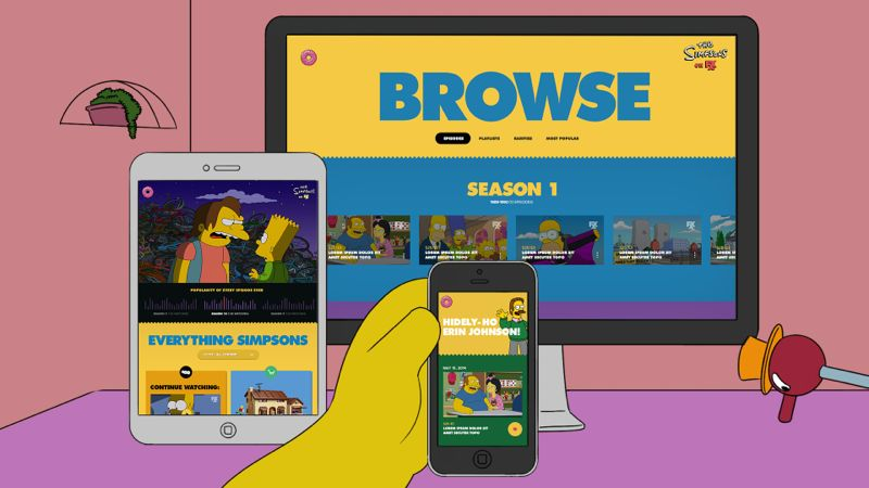 Simpsons World App