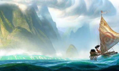 MOANA Walt Disney Animation Studios Concept Art