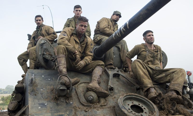 Fury Movie Cast