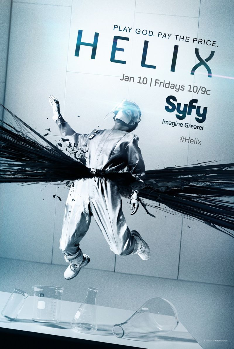Helix Poster Syfy