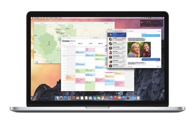 MacBookPro OS X YosemiteMacBookPro OS X Yosemite