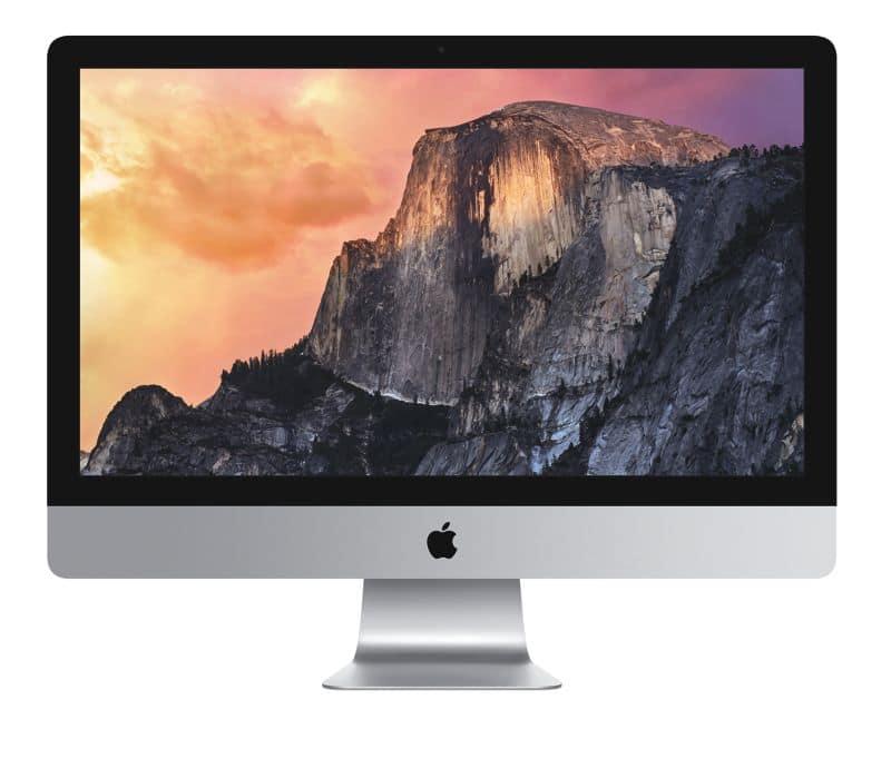 iMac with Retina Display 1