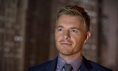 Rick Cosnett as Detective Eddie Thawne The Flash