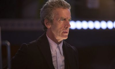 Doctor Who Series 8 (episode 9) Peter Capaldi as The Doctor