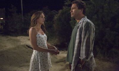 Ruth Wilson as Alison and Dominic West as Noah in The Affair (season 1, episode 1)