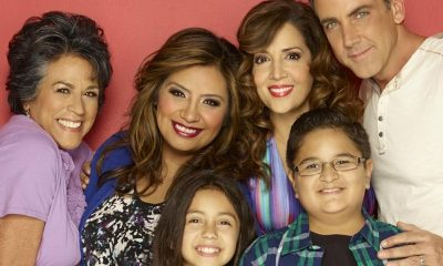 CRISTELA Cast TERRI HOYOS, CRISTELA ALONZO, ISABELLA DAY, MARIA CANALS-BARRERA, JACOB GUENTHER, CARLOS PONCE