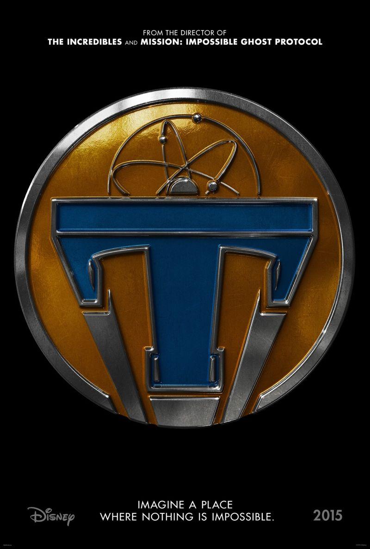 Tomorrowland Movie Poster