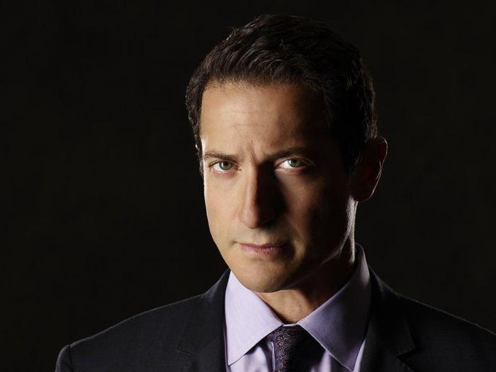 Grimm Season 4 Sasha Roiz as Capt. Sean Renard