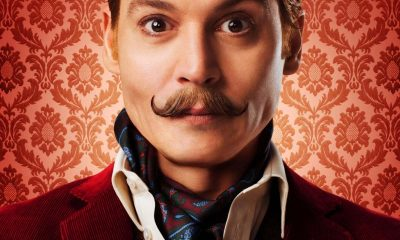 Mortdecai Poster Johnny Depp