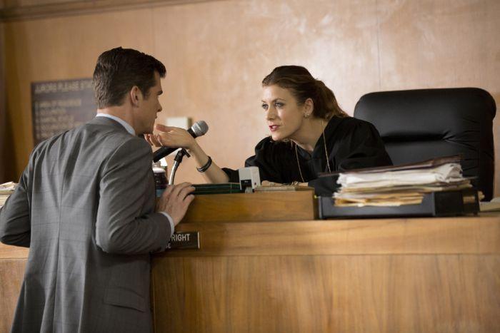 Bad Judge Kate Walsh NBC
