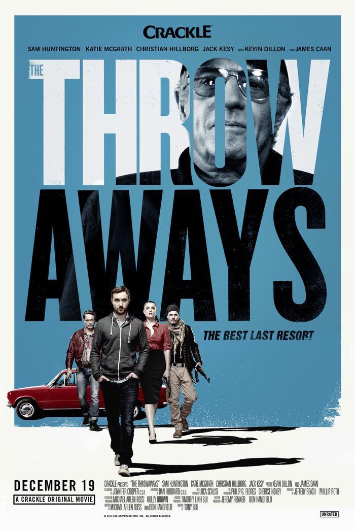 The Throwaways Crackle