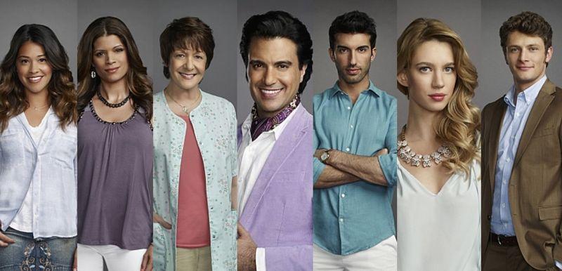 Jane The Virgin Cast