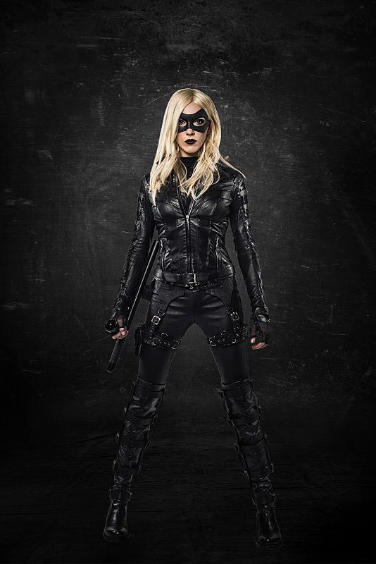 Katie Cassidy as Black Canary Arrow