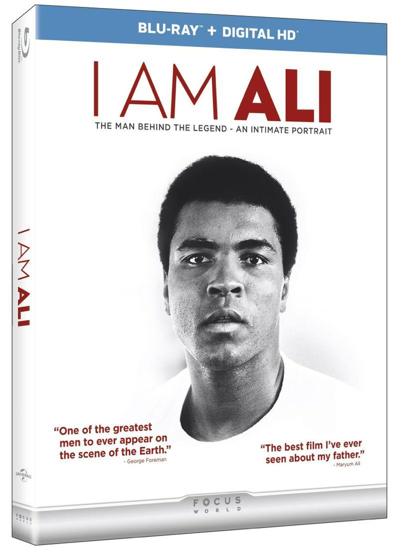 I Am Ali Cover Artwork