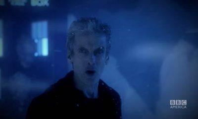 Doctor Who Christmas Teaser