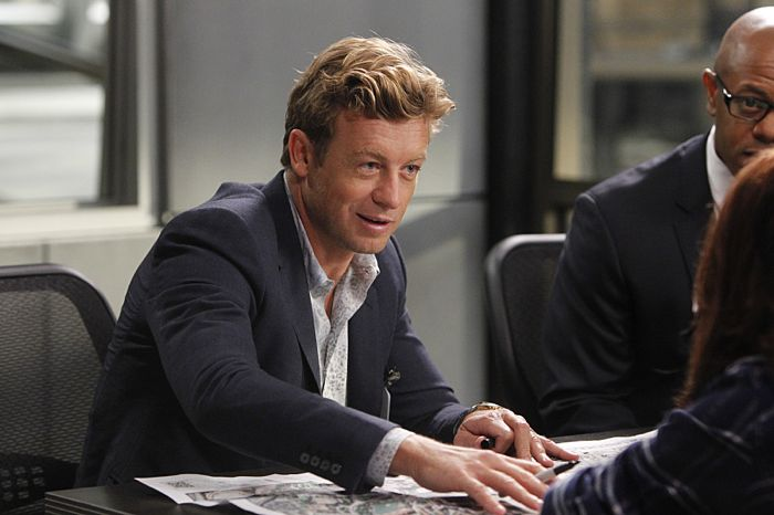 THE MENTALIST Season 7 Episode 8 Promo The Whites of His