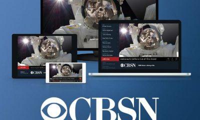 CBS CBSN News Logo