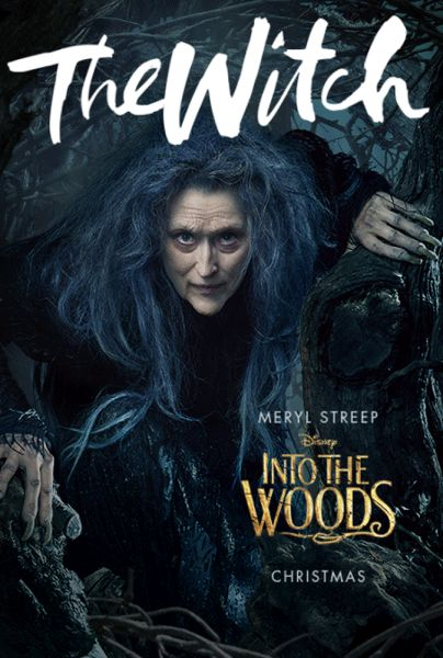 Into The Woods The Witch