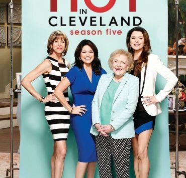 HOT IN CLEVELAND Season 5 DVD