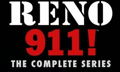 Reno 911 Complete Series DVD