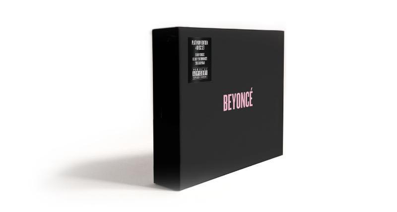 BEYONCE PLATINUM EDITION BOX SET
