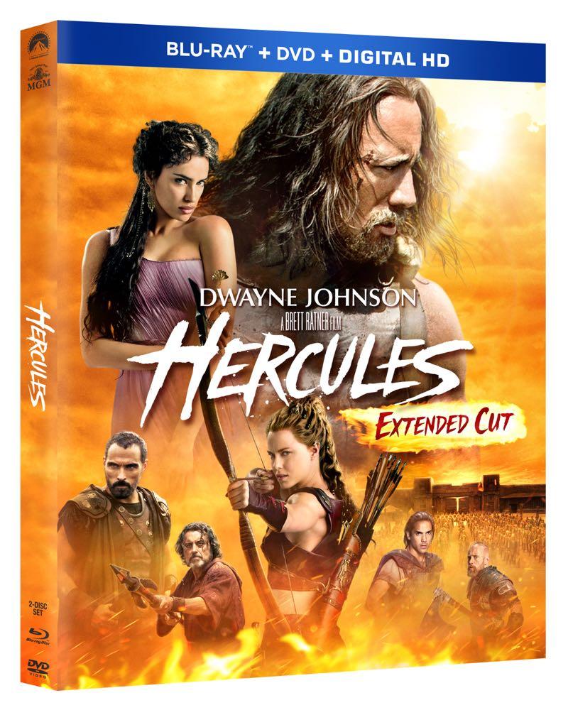 hercules bluray dvd cover extended cut