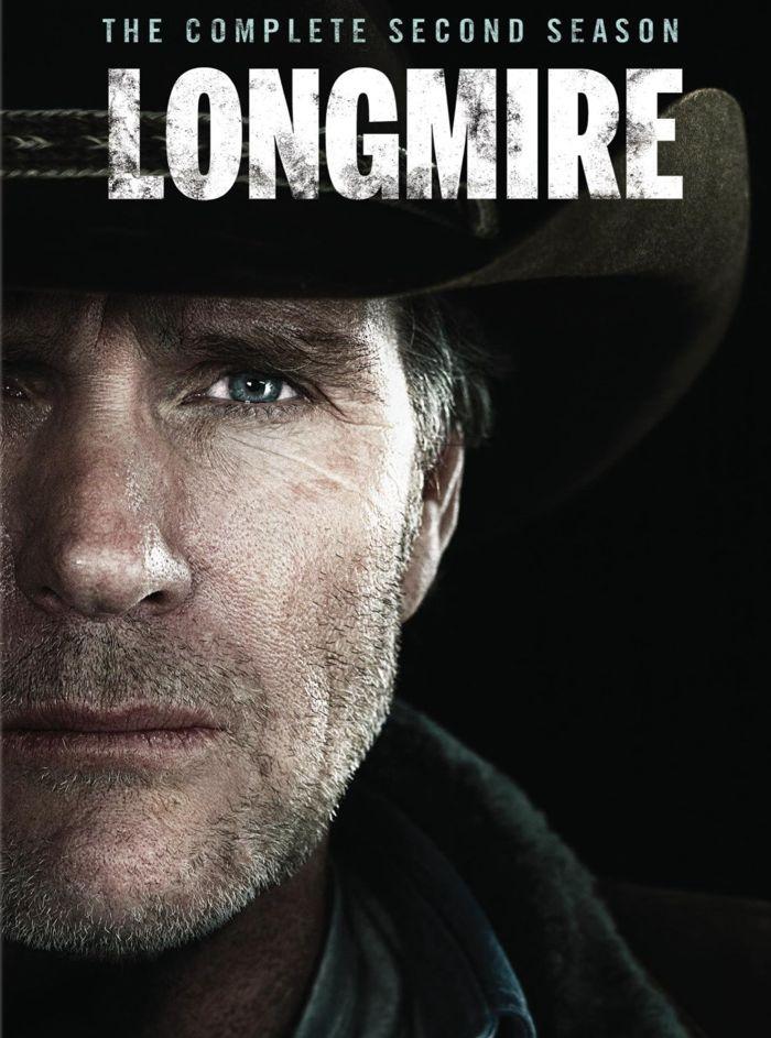 Longmire Season 2 DVD