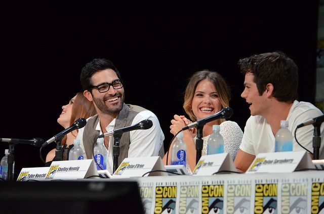 Teen Wolf | 2014 San Diego Comic-Con | Photo Credit : Genevieve Collins