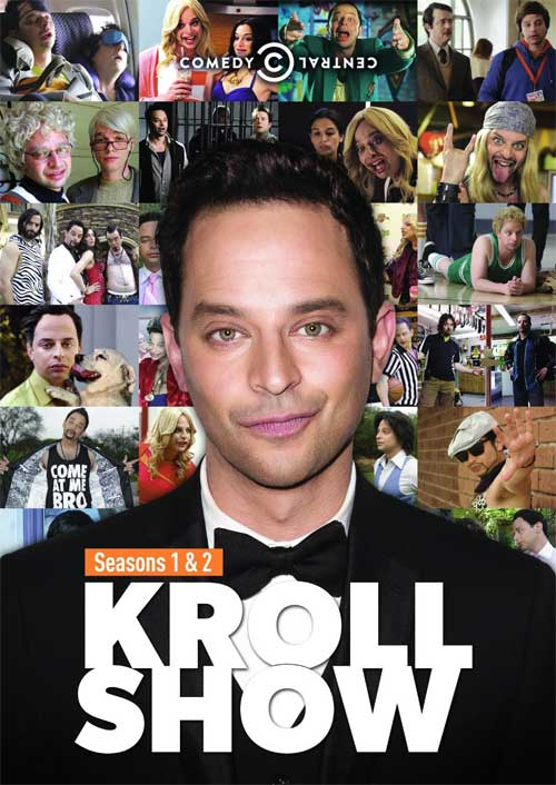 Kroll Show S1and2 DVD