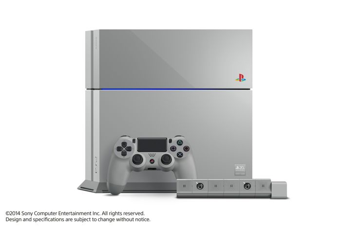 Sony Playstation 4 20Th Anniversary Edition