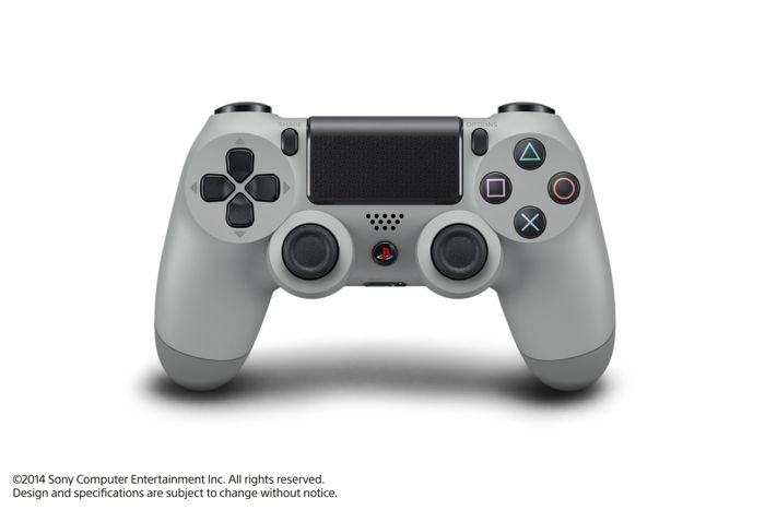 Sony Playstation 4 20Th Anniversary Edition Controller
