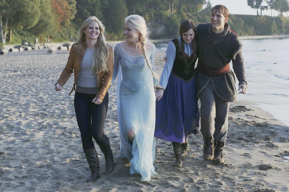 ONCE UPON A TIME Recap Season 4 Episode 10 Fall | SEAT42F