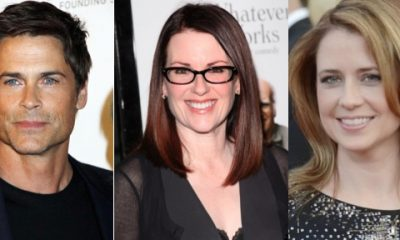 Apocalypse NBC Rob Lowe, Megan Mullally, Jenna Fischer
