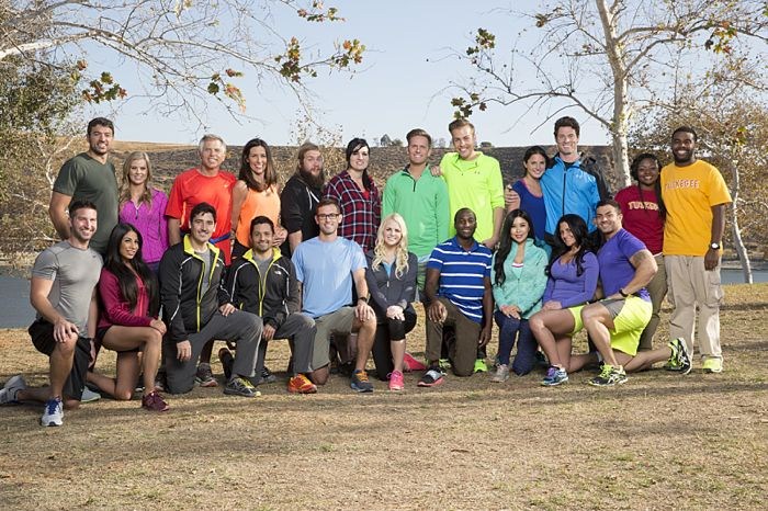 THE AMAZING RACE Season 26 Cast Announced