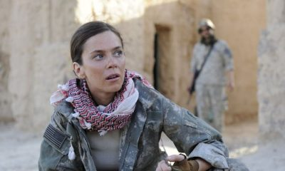 ODYSSEY Anna Friel as Odelle Ballard