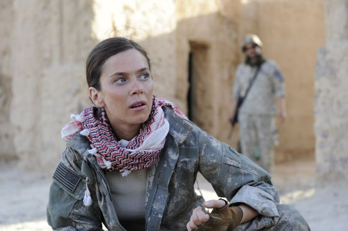 ODYSSEY Anna Friel as Odelle Ballard