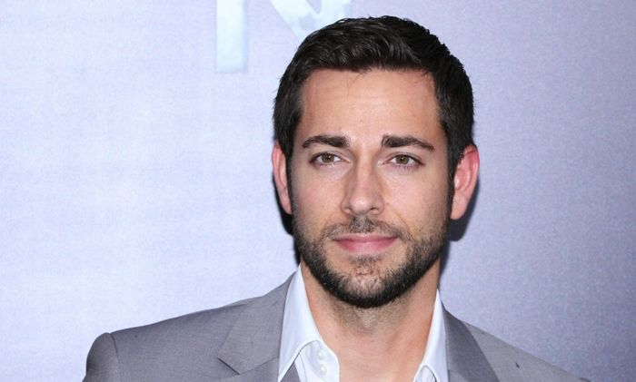 Zachary Levi Joins HEROES REBORN Cast
