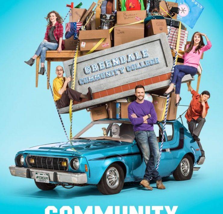 Community Season 6 Poster