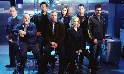 CSI Cast Hulu