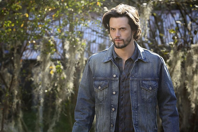 The Originals Nathan Parsons as Jackson