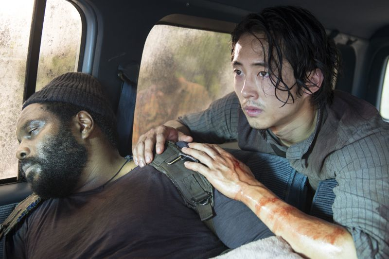 THE WALKING DEAD Recap Season 5 Episode 9 What Happened and What's Going On