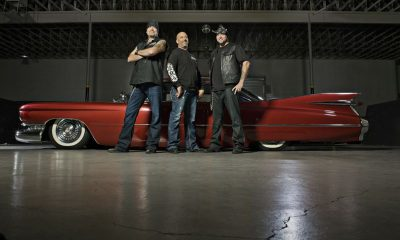 Counting Cars History