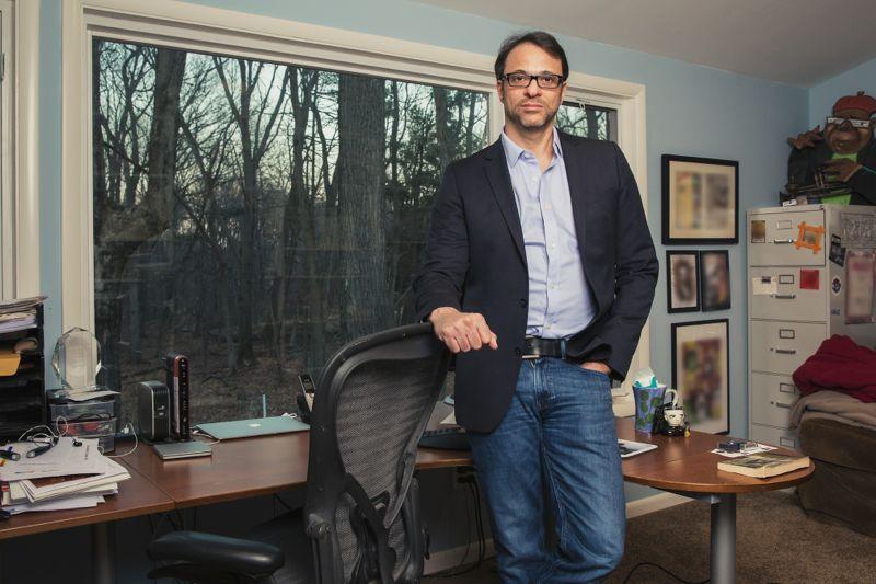 David Kushner - Vanity Fair Writer - The White House Boys