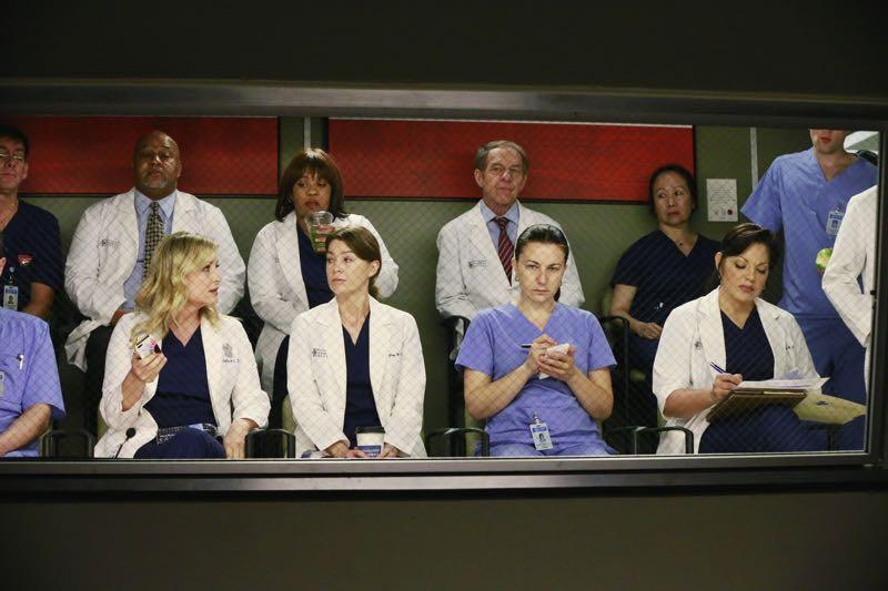 Greys Anatomy Season 11 Episode 19 Photos Crazy Love Seat42f