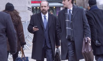 Paul Giamatti as Chuck Rhoades Billions
