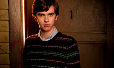 Freddie Highmore Bates Motel Season 3