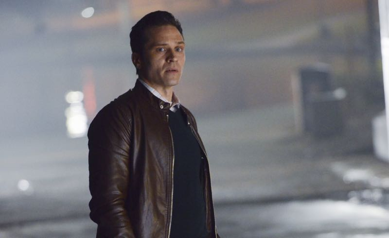 SEAMUS DEVER | CASTLE | Photo Credit : ABC/David Moir