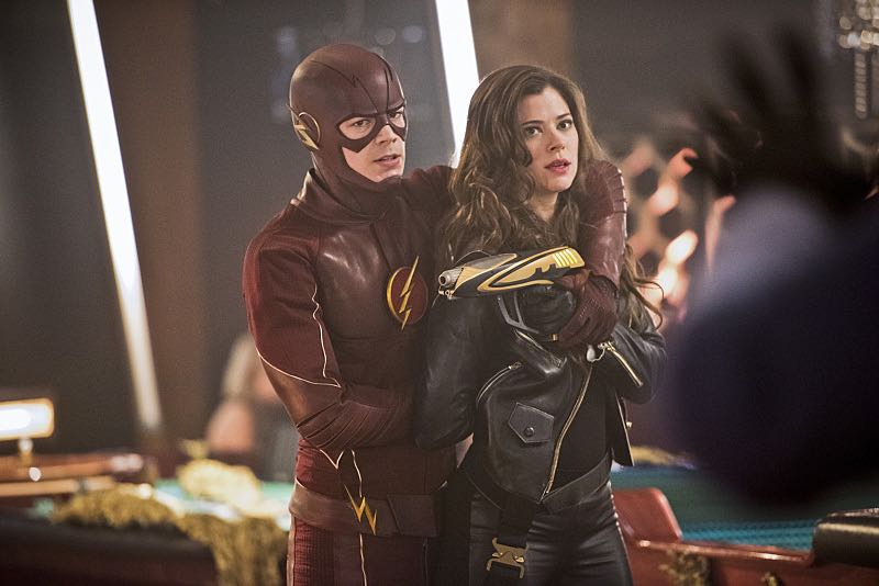 THE FLASH Season 1 Episode 16 Photos Rogue Time | Page 7 of