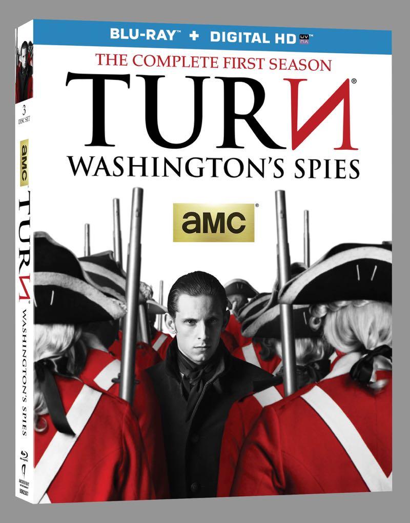 Turn Season 1 Bluray