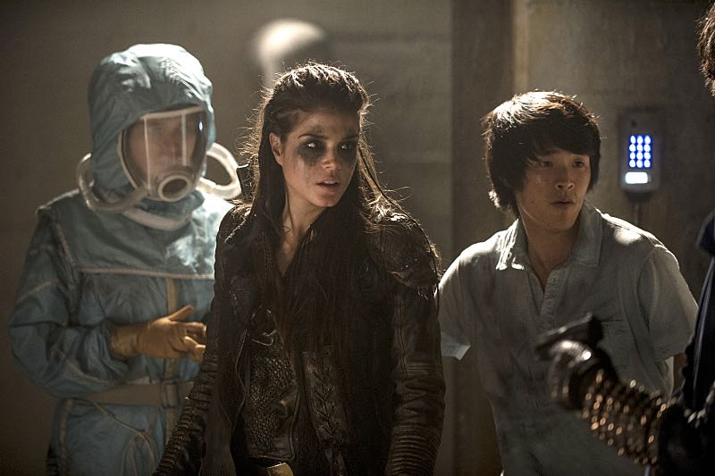 THE 100 Season 2 Episode 16 Photos Blood Must Have Blood
